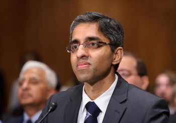 Surgeon General Vivek Murthy Releases Report on Addiction Epidemic