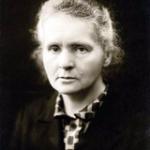 Marie Curie. Credit: Wikipedia