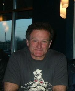 Robin Williams in 2004. Photo credit: Darsie / Wikimedia