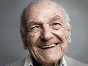 "Photo: Karsten Thormaehlen ""Happy at Hundred – Portraits of centenarians"""